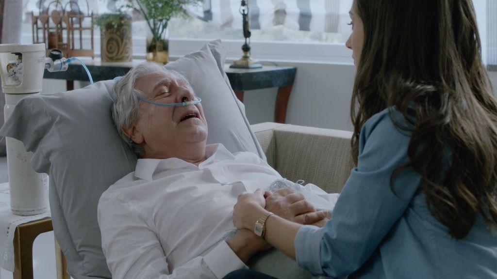 """Enrique McMahón, a punto de morir: """"Sé que tú no eres Paula"""""""