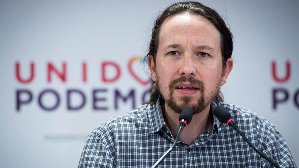"""Iglesias, sobre la sentencia de La Manada:  """"Es vergonzoso que si una mujer no patalea, no sea violación"""""""