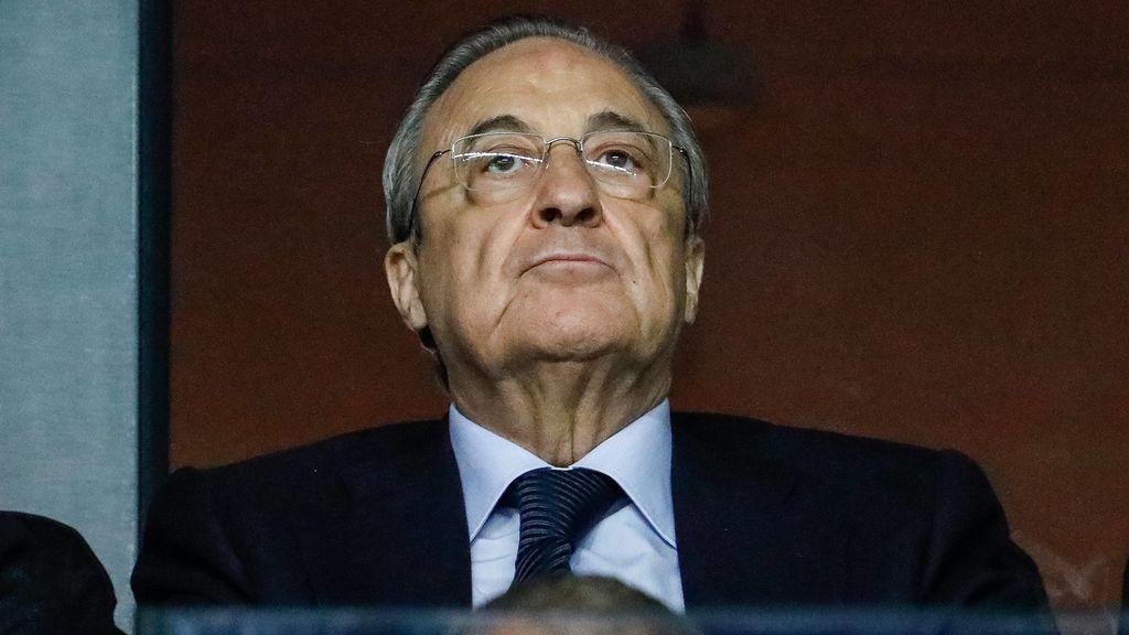 "Florentino Pérez: ""Barça y Real Madrid son hoy los mejores clubes del mundo gracias a Núñez"""