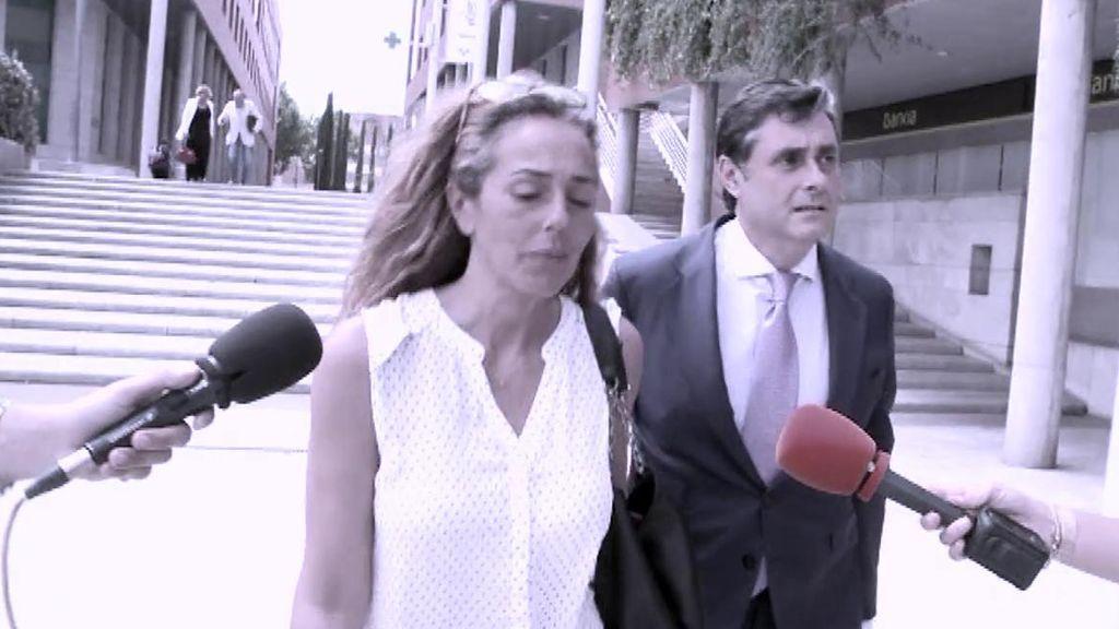 """Rocío Carrasco alega """"grave error procesal"""" en su recurso por el archivo de su demanda contra Antonio David"""