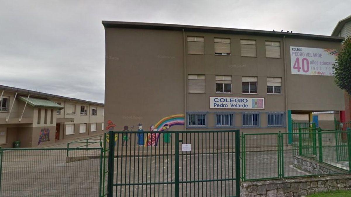 Aparece el cadáver de un hombre en el patio de un colegio de Cantabria