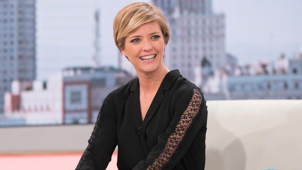 La periodista María Casado, nueva presidenta de la Academia de las Ciencias y las Artes de Televisión.