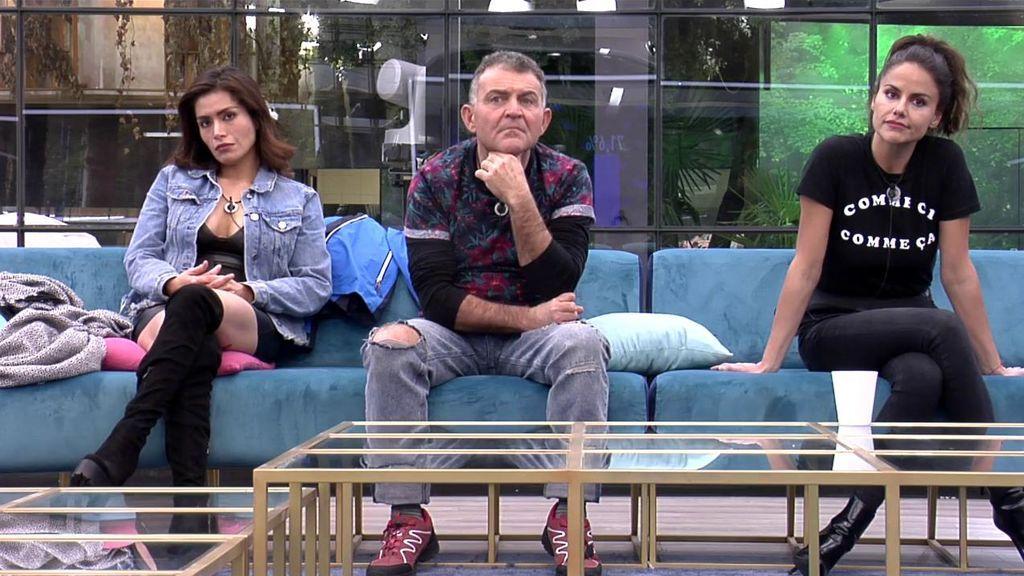 Miriam, Mónica o El Koala: uno de ellos abandonará este jueves 'GH VIP'
