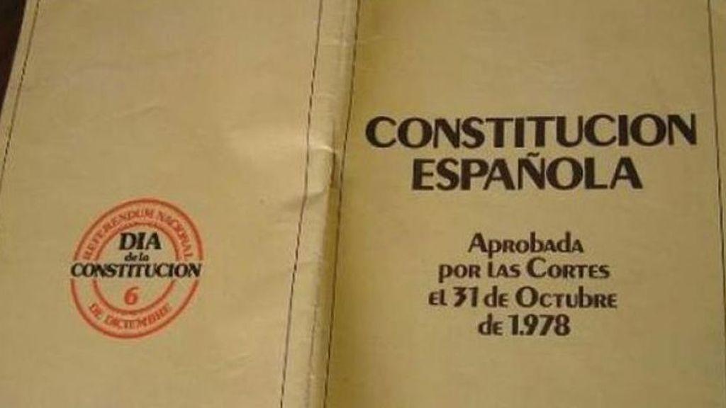 La Constitución española cumple 40 años: fiesta de cumpleaños en un Congreso lleno de personalidades
