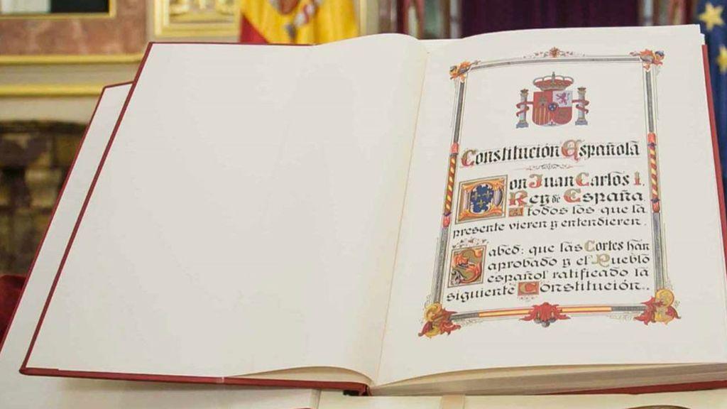 Los datos de la Constitución