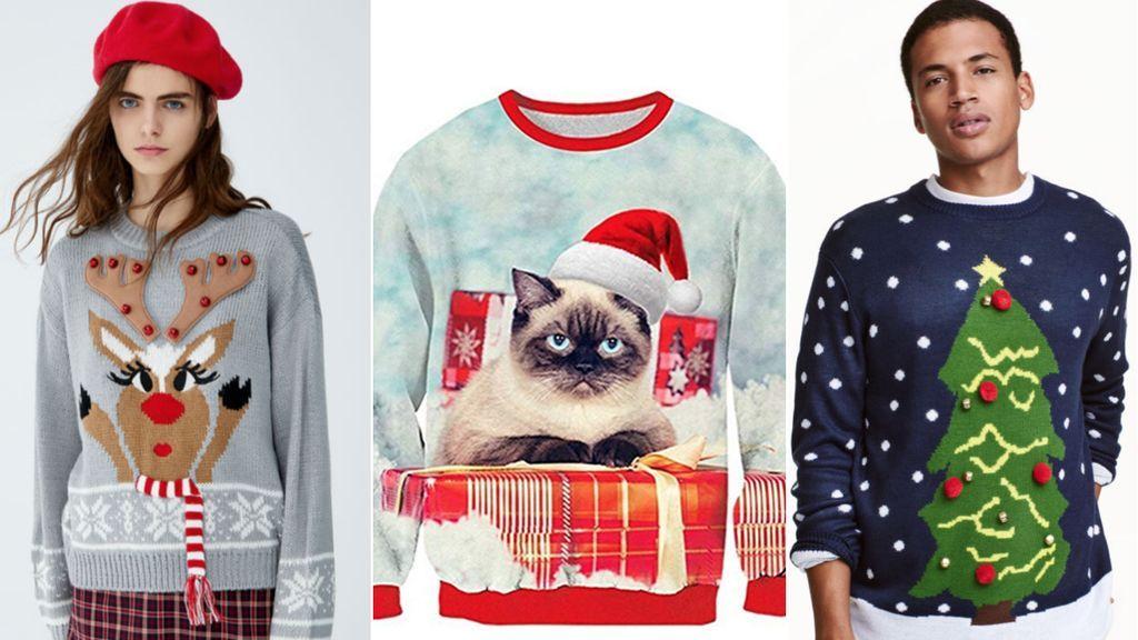 Oh, friki Navidad: los jerseys navideños definitivos con los que dar el cante estas fiestas