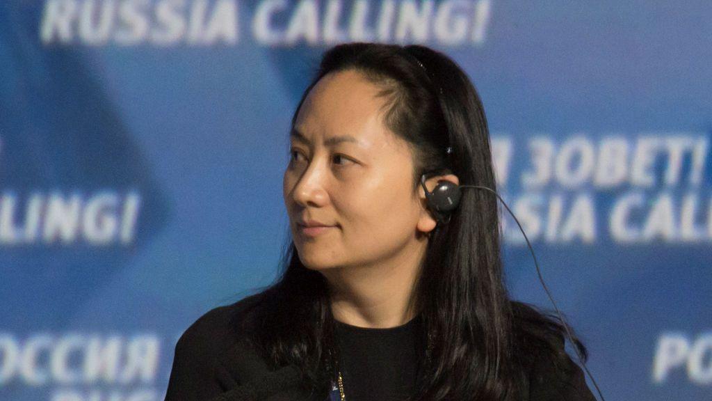 Arrestan a jefa de finanzas de Huawei