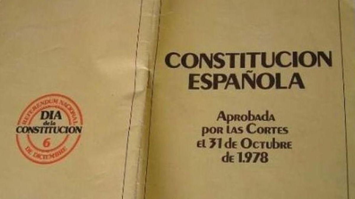 ¿Crees que se debe reformar la Constitución española?