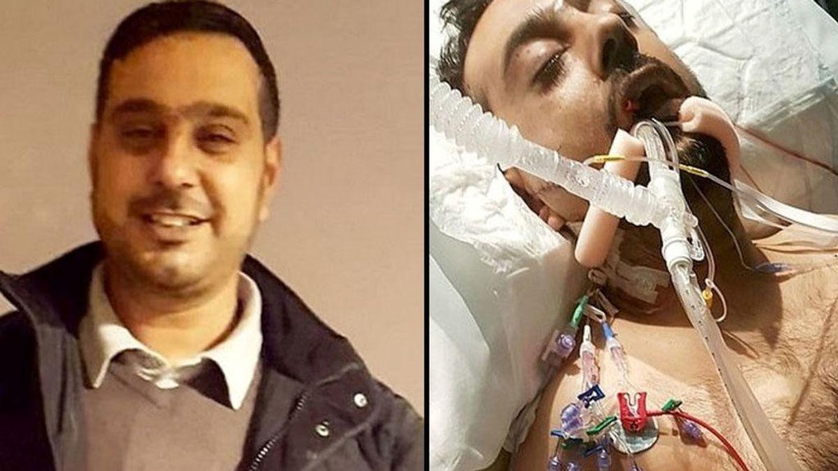 Brutal ataque en Inglaterra: le arrancan las orejas para robarle