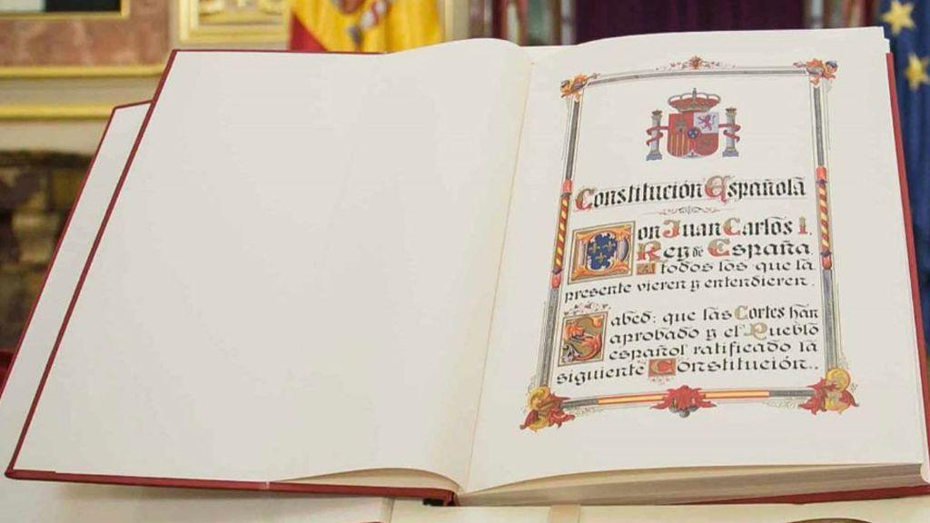España celebra el 40 aniversario de la Constitución