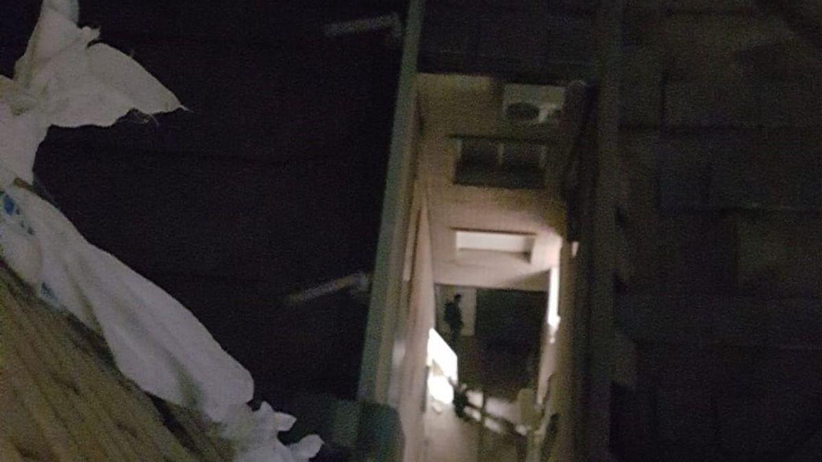 Encuentran y vuelven a ingresar al detenido que se fugó por una ventana de un hospital en Madrid