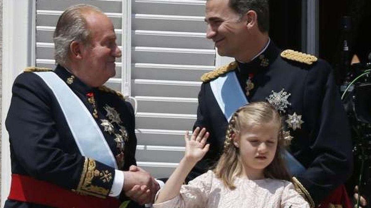 El Congreso reúne a la Familia Real, los expresidentes y los tres Poderes por los 40 años de la Constitución