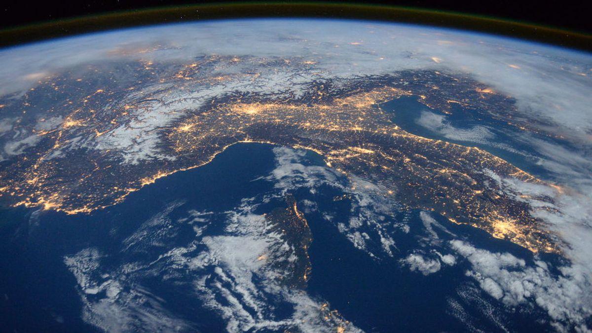 El astronauta que creyó ver la Atlántida desde el espacio