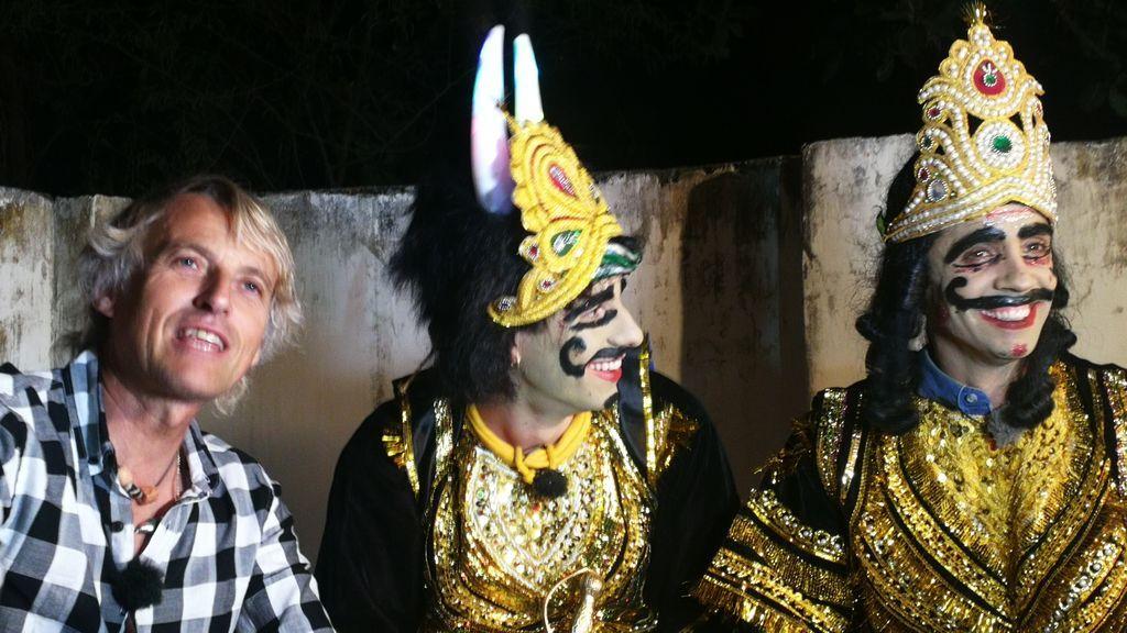 La India, fuente de inspiración para Los Javis en la última entrega de la temporada de 'Planeta Calleja'