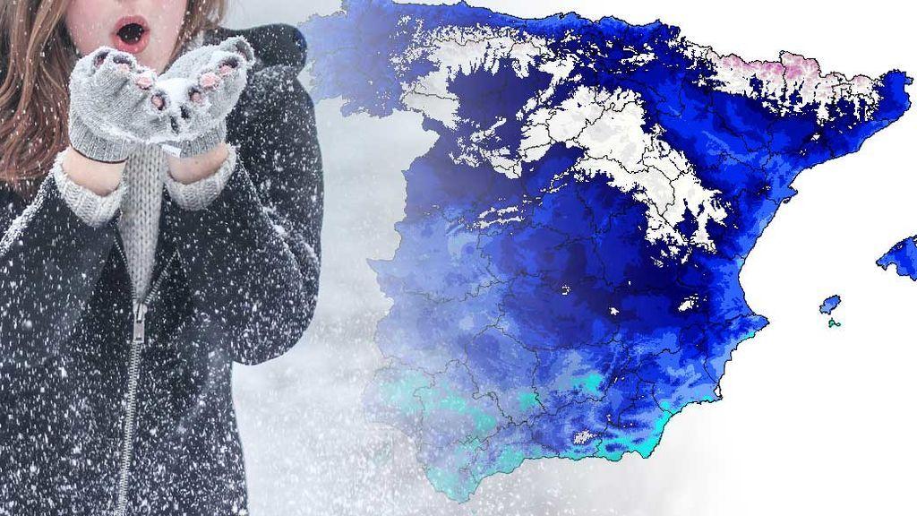 Abrígate: la semana que viene hará más frío y lloverá en la mitad del país