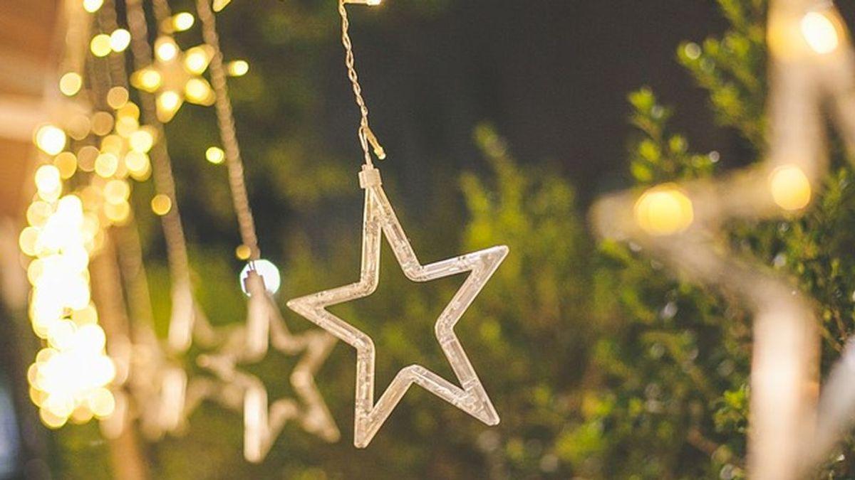 Las luces de Navidad llenan Vigo de visitantes