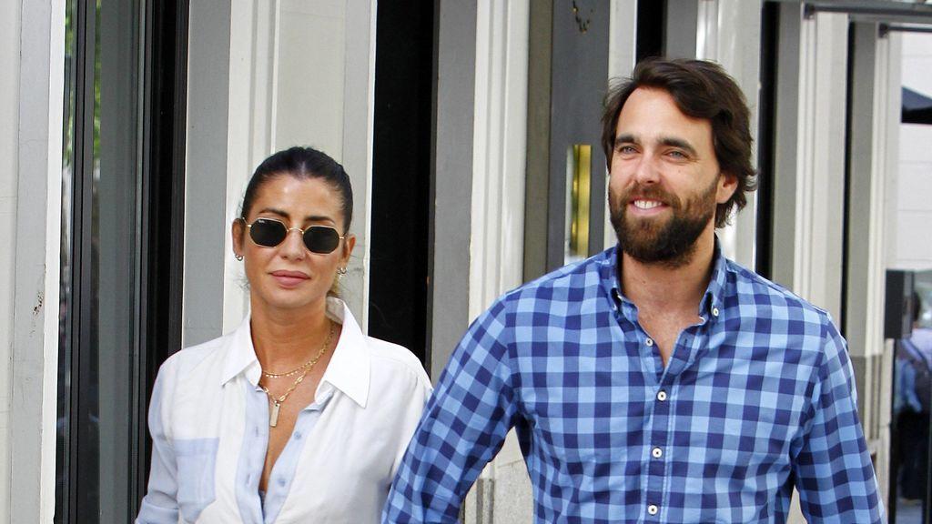Elena Tablada desafía a David Bisbal momentos antes de su boda