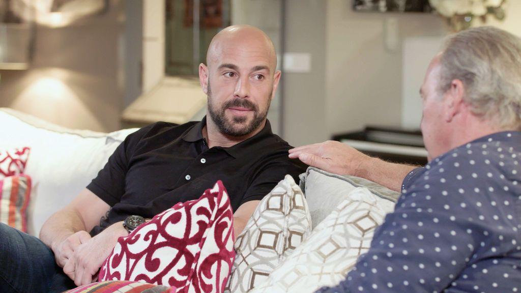 """Bertín descubre al Pepe Reina más desconocido: """"Me dijeron que no podía ser padre"""""""