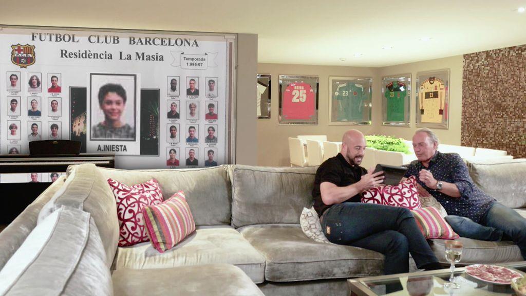 Pepe Reina cuenta los secretos mejor guardados de La Masía del FC Barcelona