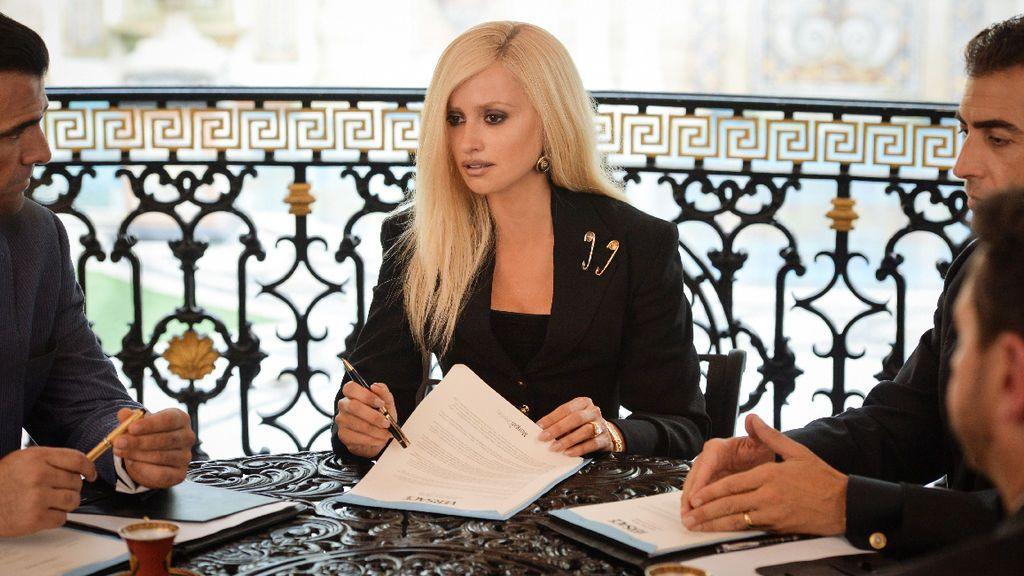 Penélope Cruz es Donatella Versace en 'American Crime Story: El asesinato de Gianni Versace'