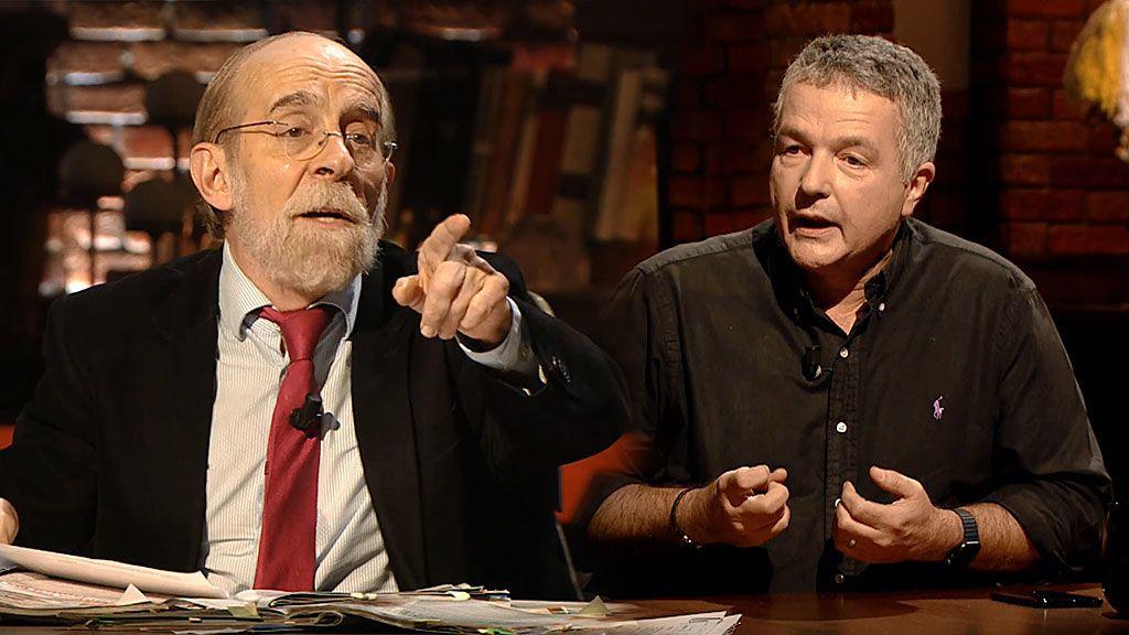 Cuarto Milenio | El tenso debate entre De Vicente y J.M. Nieves por ...