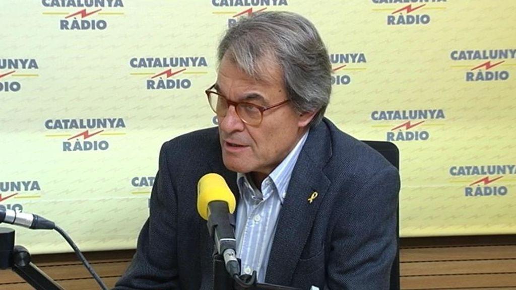 Mas respalda al conseller de Interior catalán tras las últimas cargas policiales