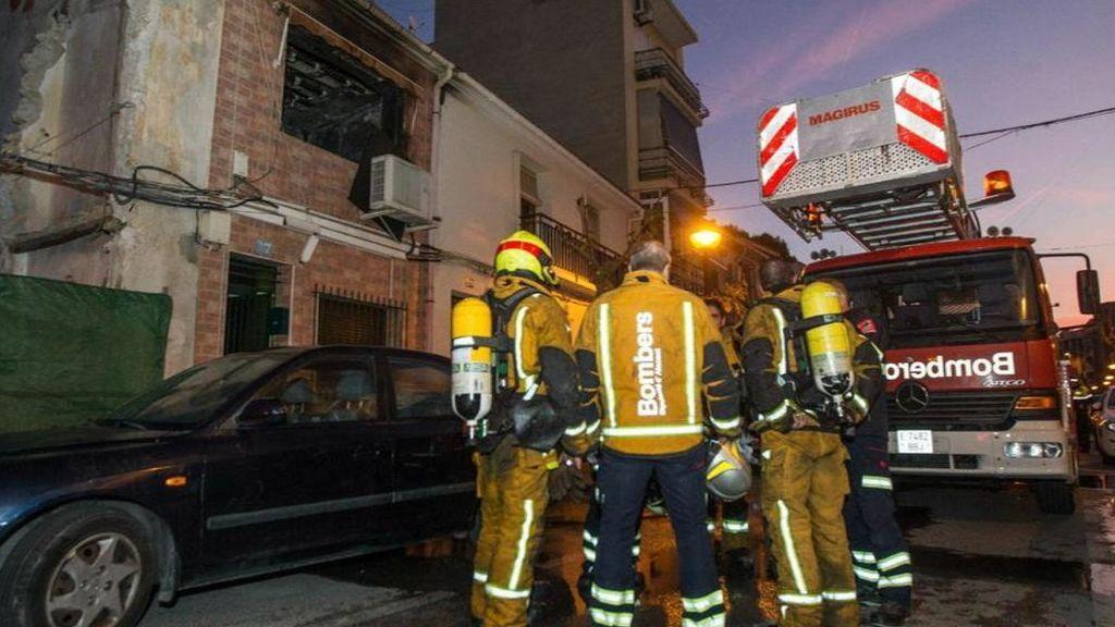 Un matrimonio italiano de 70 años muere en el incendio de su casa en San Juan (Alicante)