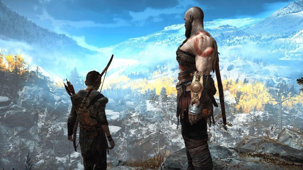 God of War al Olimpo. El exclusivo de Playstation mejor juego de año en los Game Awards 2018