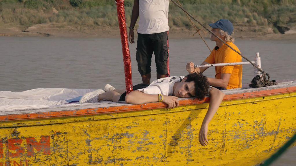 Emergencia en la India: Se para la grabación por una indigestión de Javier Calvo