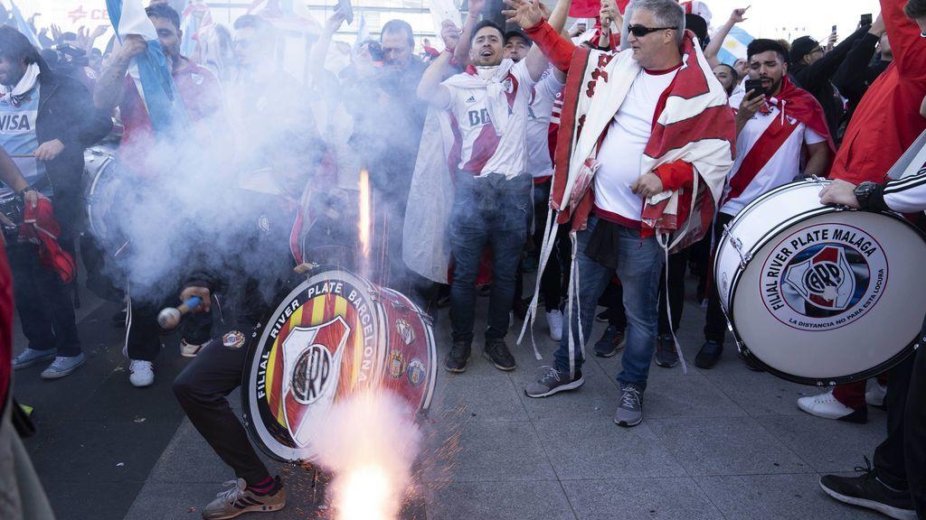 El River Plate – Boca Juniors del Bernabéu, minuto a minuto