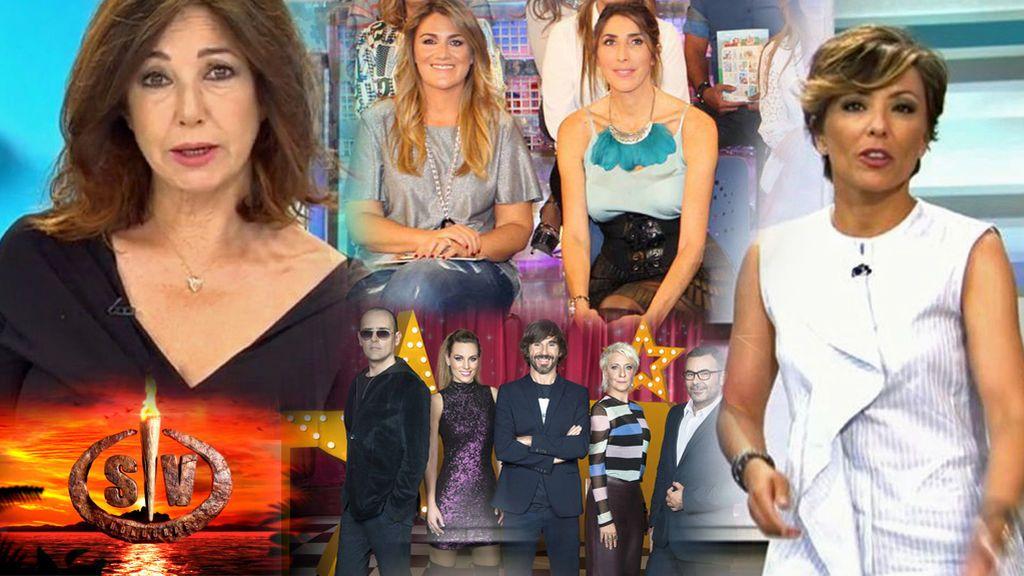 ¿Te sabes todo lo que ha pasado en Telecinco en este 2018?