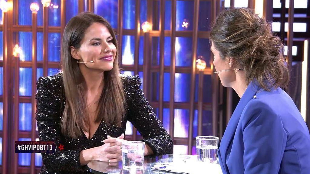 Mónica aclara su posible abandono de la televisión y sus mayores polémicas con Miriam Saavedra