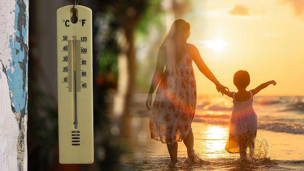 Récord de calor en Salamanca y Mallorca: hizo más de 23°C el domingo
