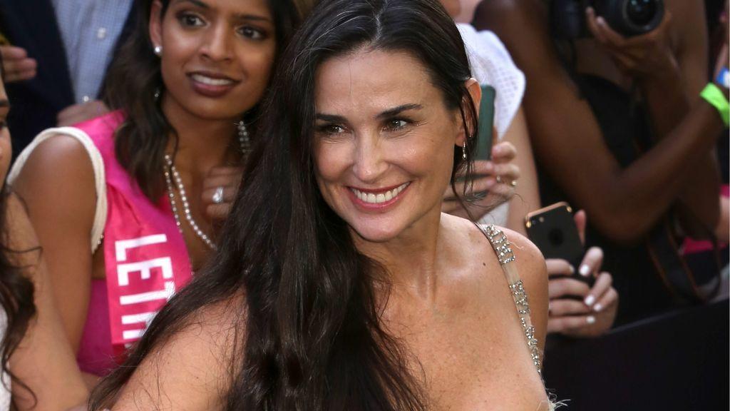 Masha Mandzuka, la estilista serbia que la prensa inglesa asegura que es la novia de Demi Moore