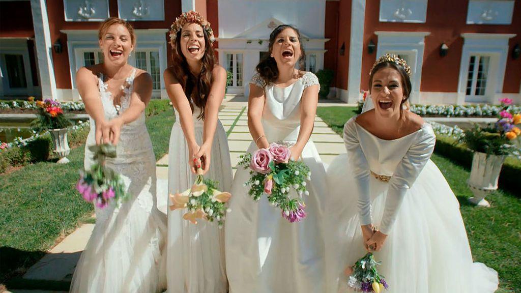 ¡Tensión! Las novias de 'Cuatro Weddings' se pasan de sinceras y acaban discutiendo