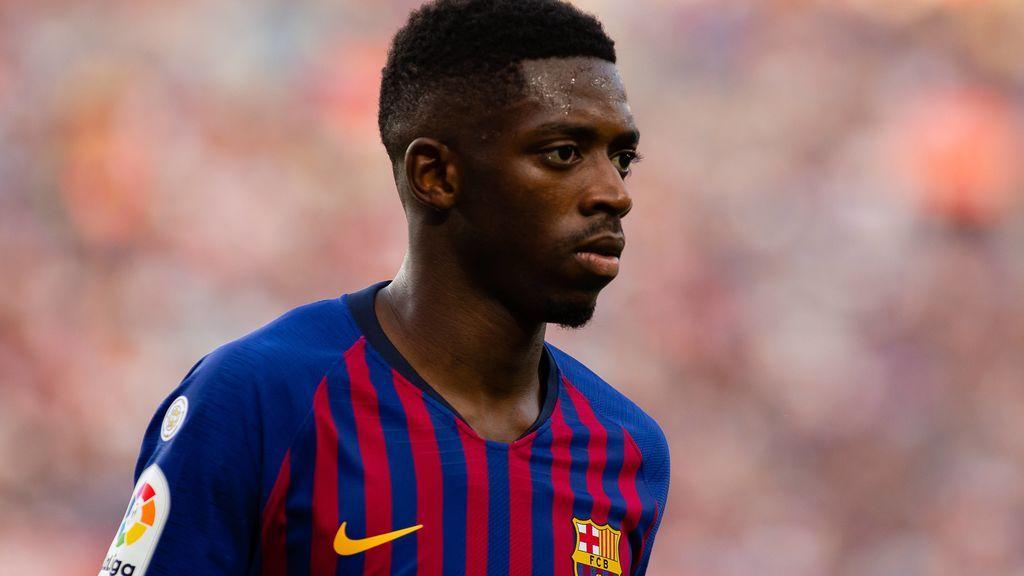 ¿Debería el Barça apartar a Dembelé?