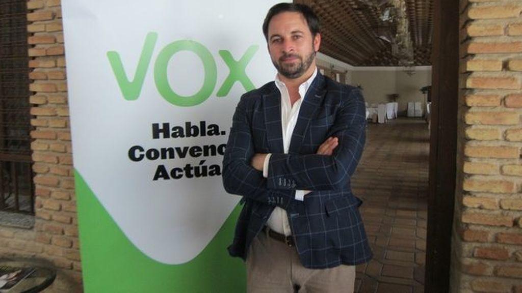 """Vox pide al Supremo la """"detención inmediata y la prisión preventiva"""" para Torra"""