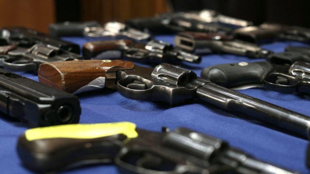 Estados Unidos, a la cabeza en la venta de armas por empresas a nivel mundial