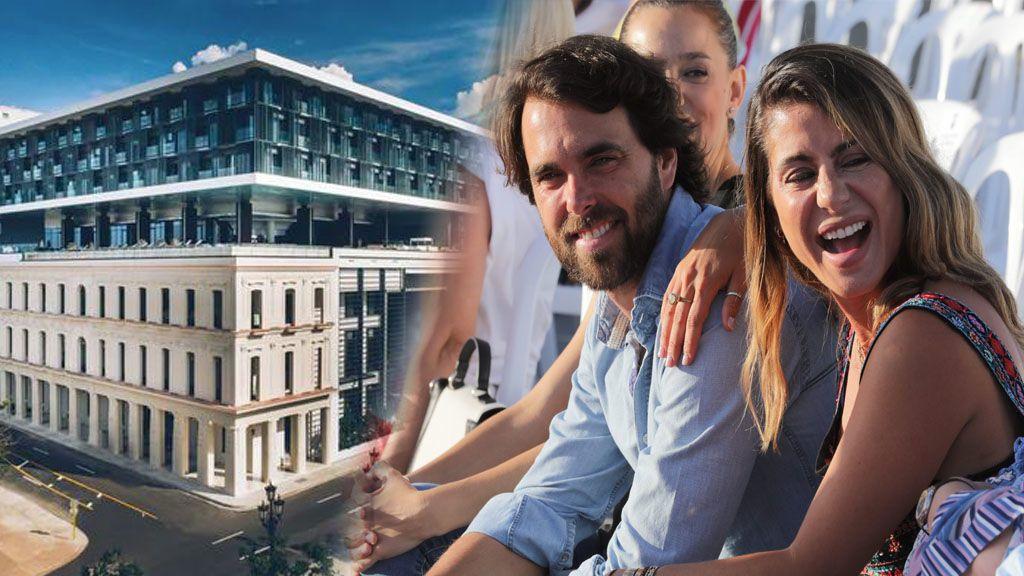 Piscina infinita con vistas a la Habana vieja: detalles del hotel de lujo donde Elena Tablada ha pasado la noche de bodas