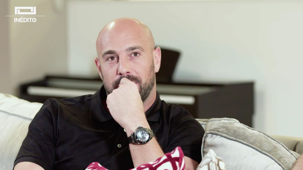 Pepe Reina se sincera: ¿por qué se vino abajo durante la victoria de la Roja?