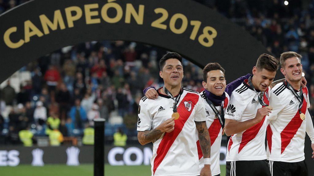 River Plate solo se cruzaría con el Real Madrid en la final del Mundialito de Clubes