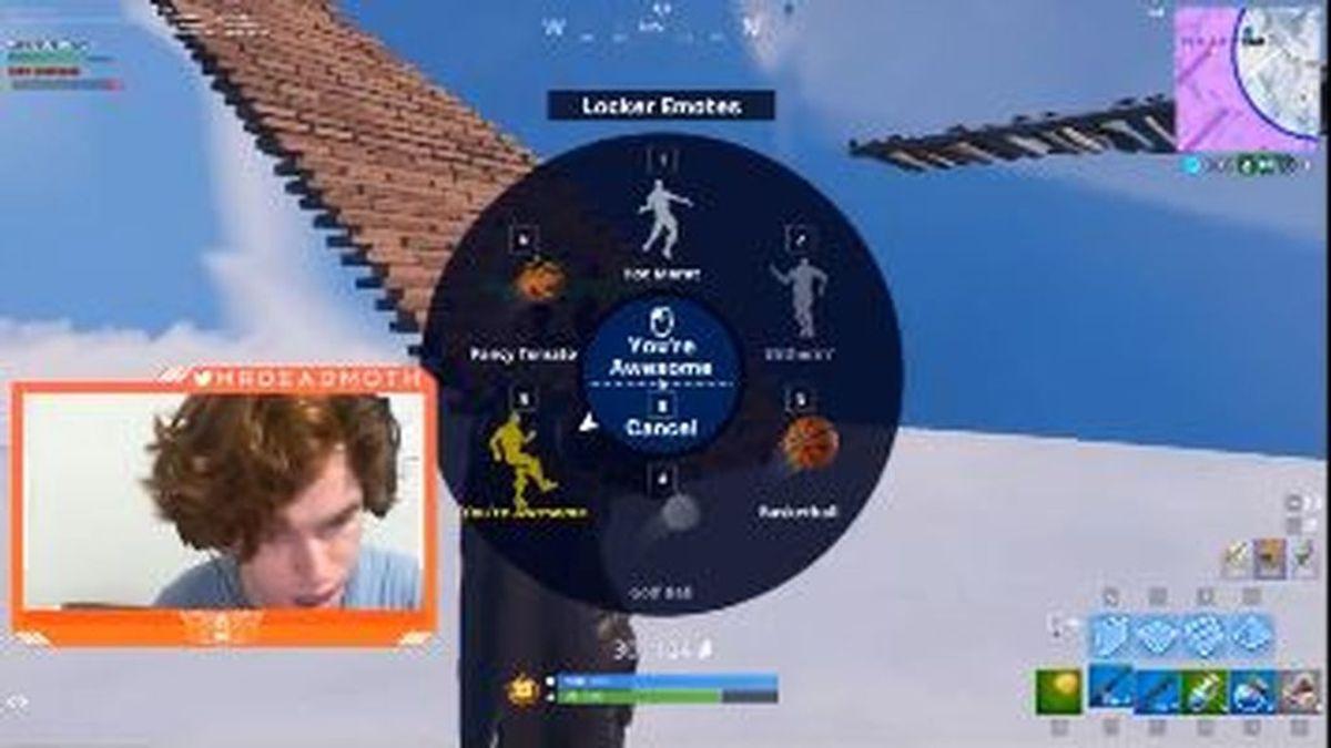 Detienen a un 'gamer' por pegar a su pareja en pleno directo de Fortnite