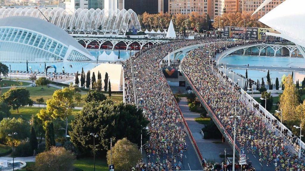 Maratón Valencia ya está en el TopTen del mundo