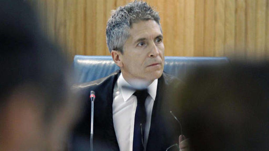 Marlaska dice que el Gobierno adecuará su política a la realidad en Cataluña