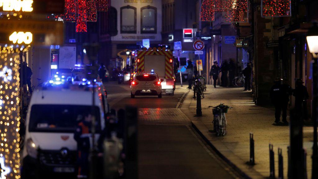 Las imágenes más impactantes del tiroteo en un mercadillo navideño de Estrasburgo