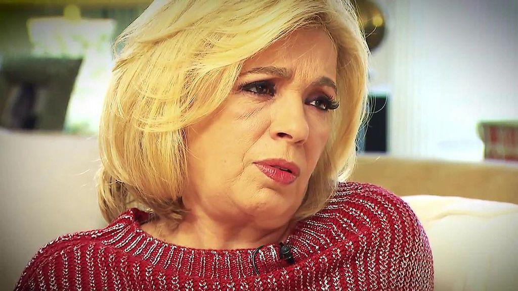 """Carmen Borrego, sobre su entrevista: """"Ni mi hermana ni mi madre me han echado nada en cara"""""""