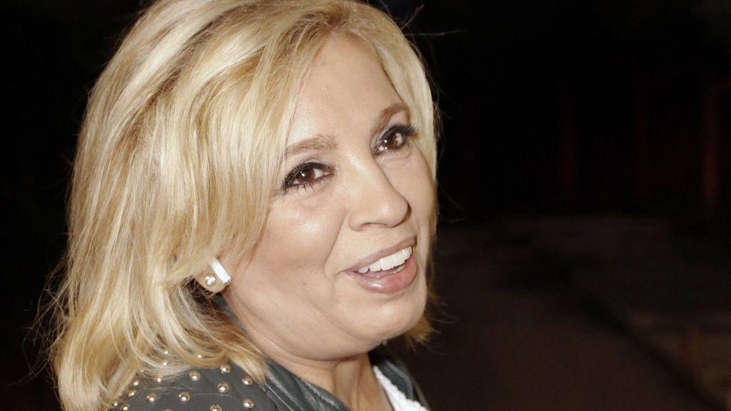 Carmen Borrego luce orgullosa nueva figura con su look más cañero