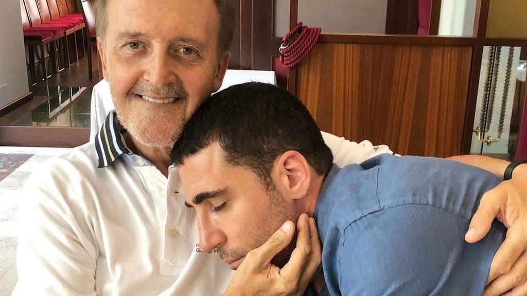 El padre de Miguel Ángel Silvestre fallece a los 65 años