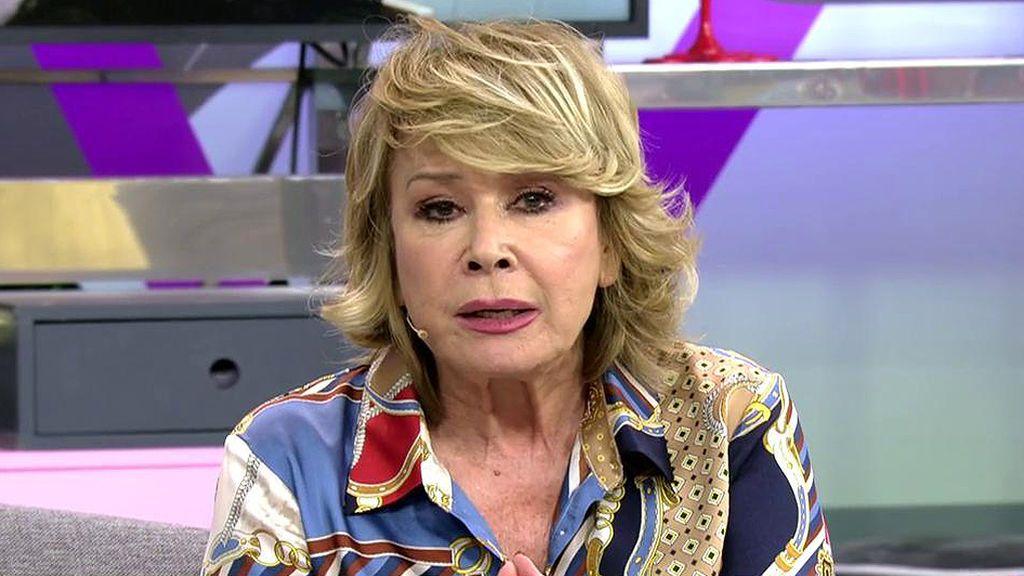 """Mila Ximénez, sobre su polémica con Carmen Borrego: """"No sé dónde está el delito"""""""