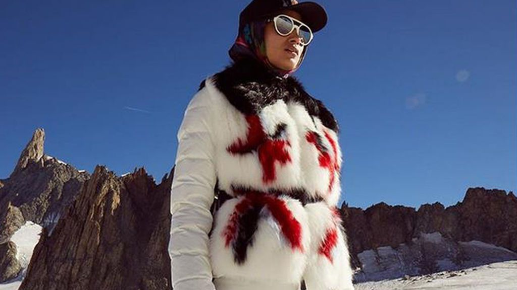 Estas son las tendencias en ropa de esquí de la temporada